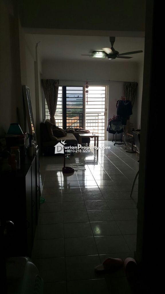 Apartment For Sale at Vistana Mahkota, Bandar Mahkota Cheras