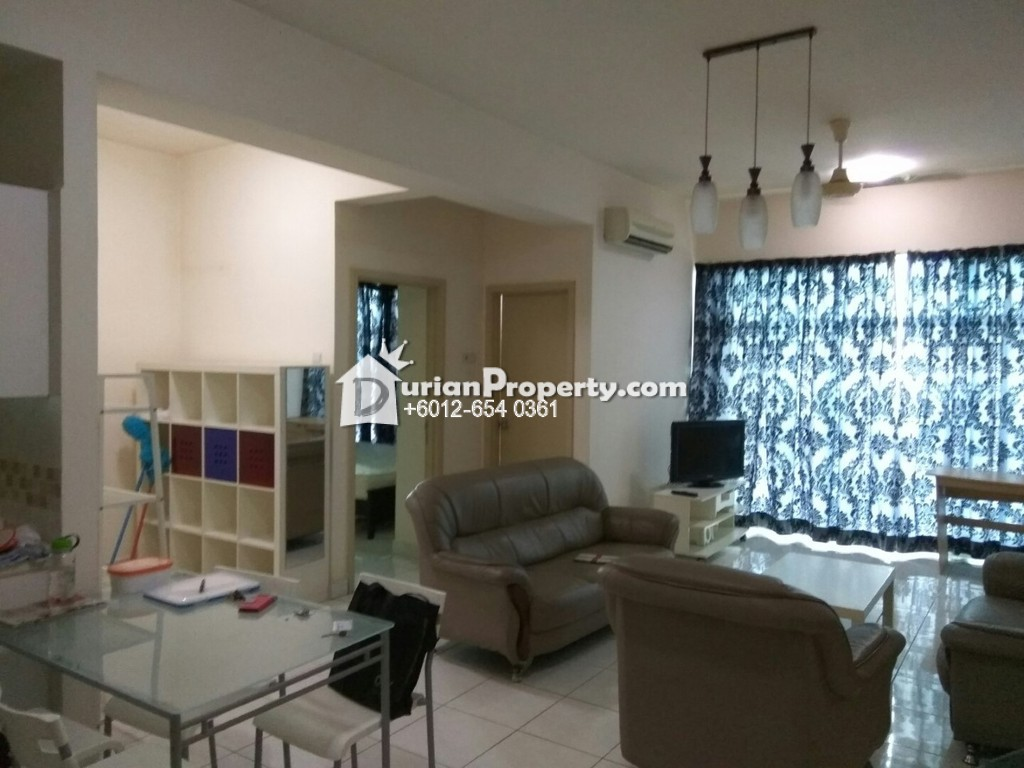 Serviced residence for rent at casa suites petaling jaya for Casa residency for rent