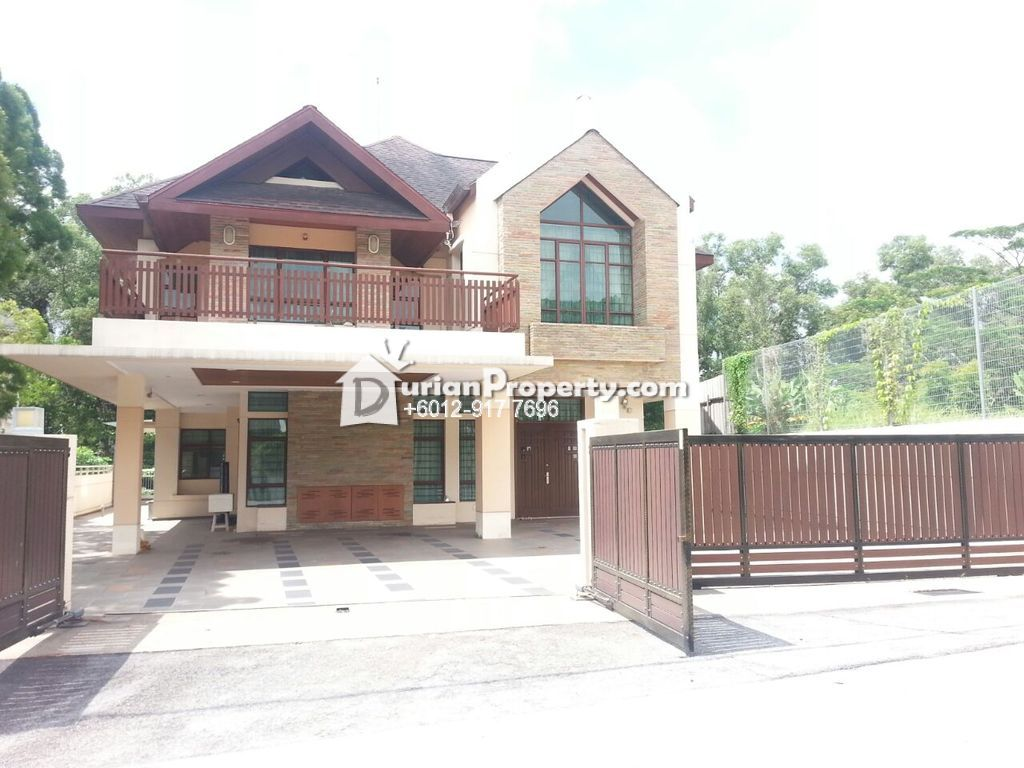 Bungalow house for sale at damansara heights kuala lumpur for Bungalow home for sale