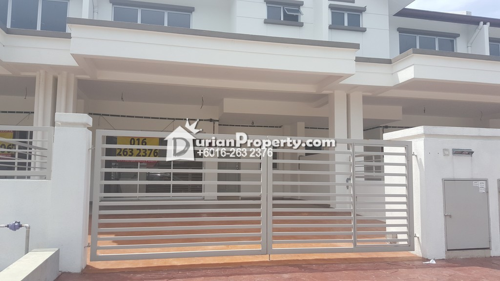 Terrace House For Sale at Sungai Buloh, Selangor