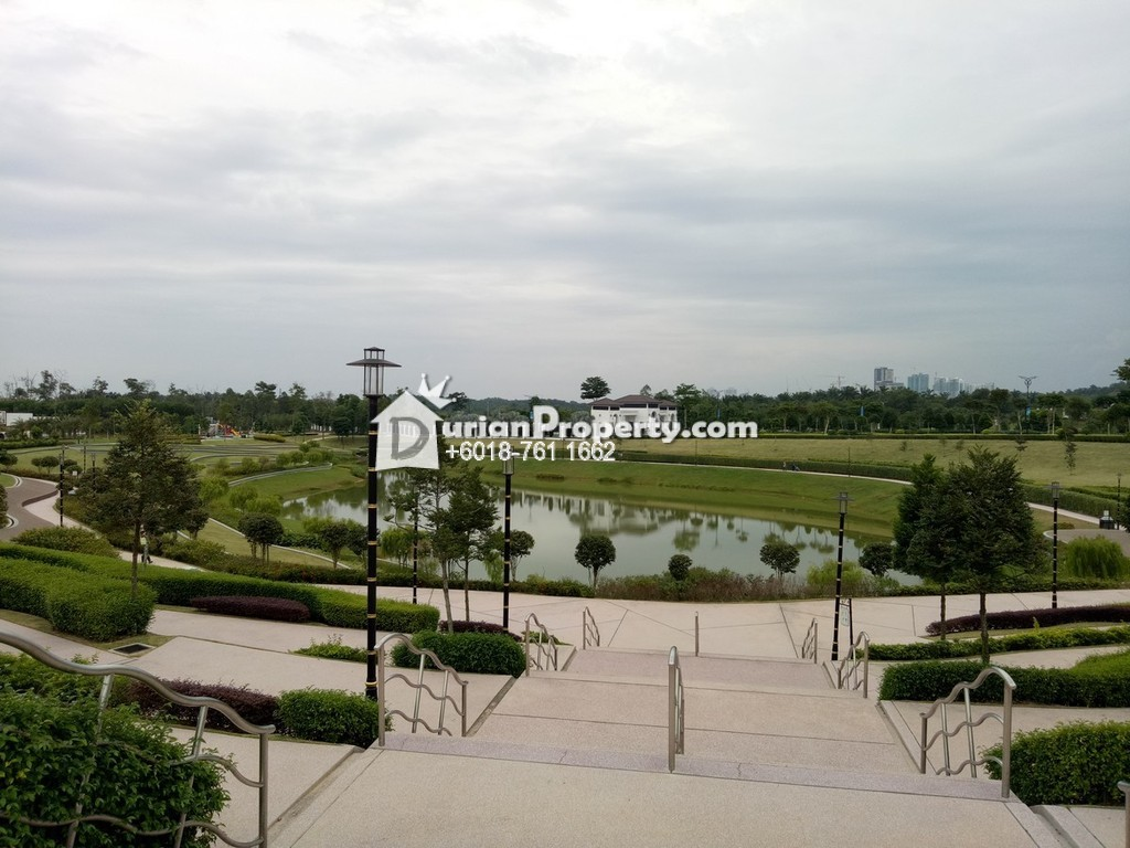 Cluster For Rent At Eco Botanic Bukit Indah For RM 2600