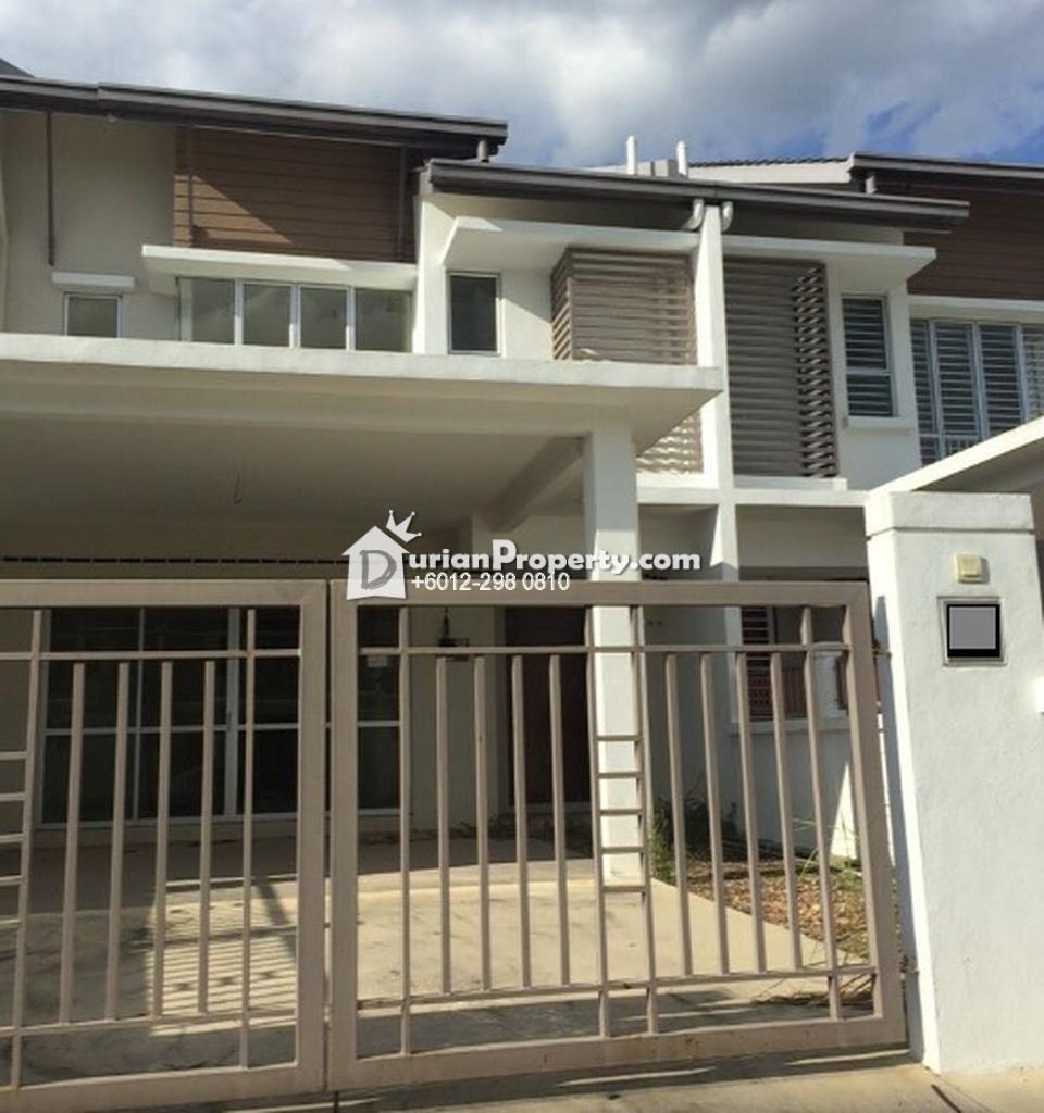 Terrace House For Sale At Bandar Seri Coalfields, Sungai