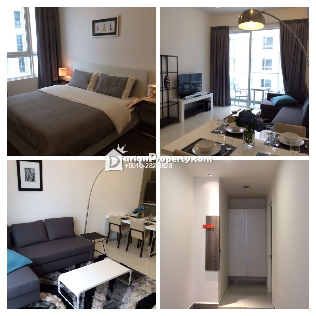 Serviced Residence For Rent at M Suites, Ampang