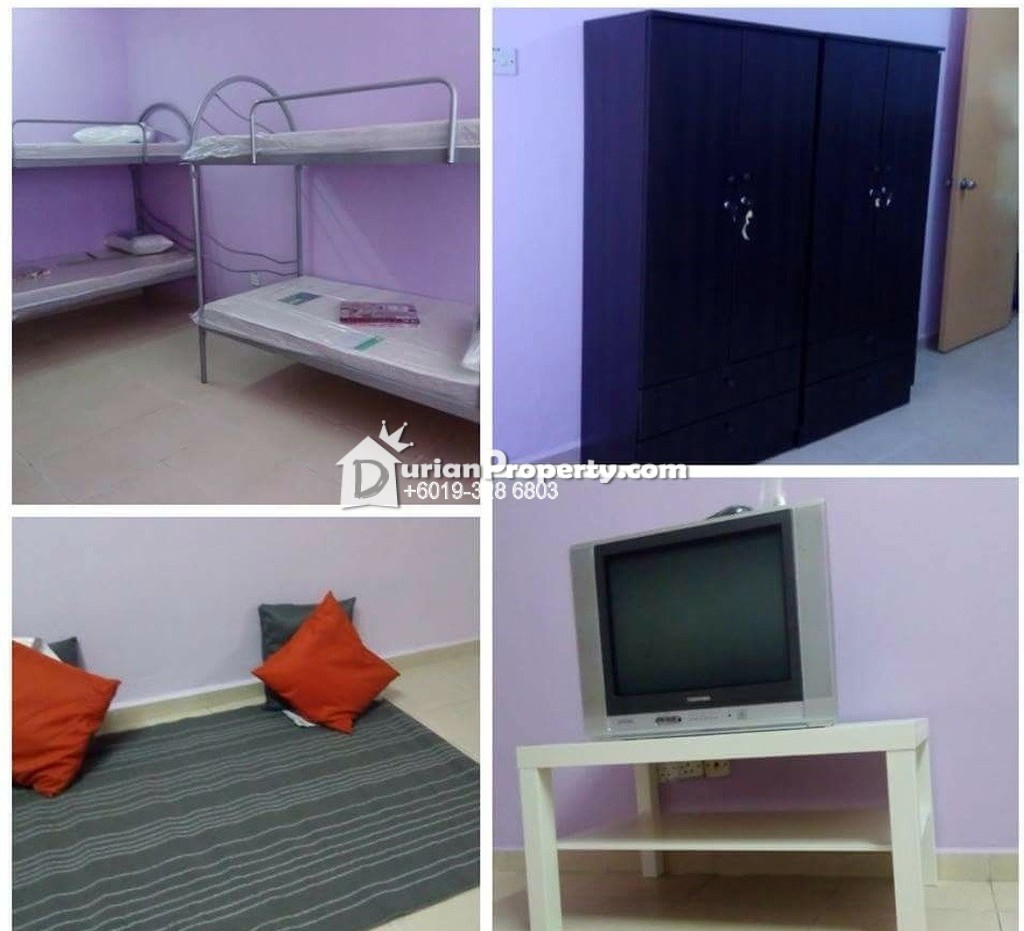 Mentari Court Room For Rent