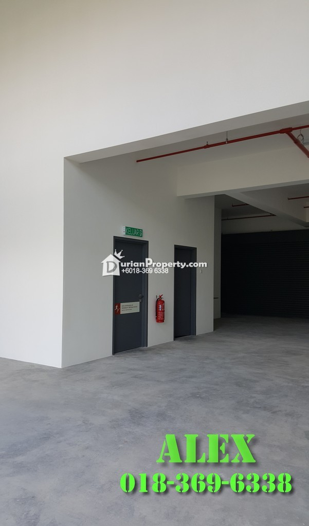 Retail Space For Sale at Plaza Arcadia, Desa ParkCity