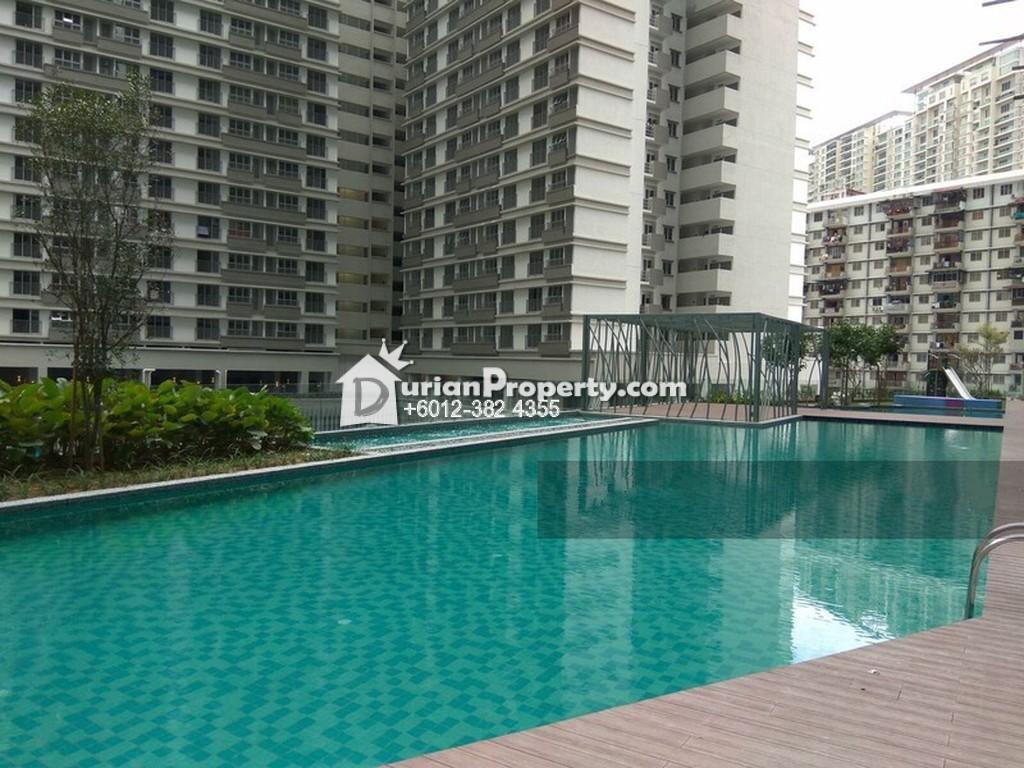 Bangsar South Condo Room For Rent