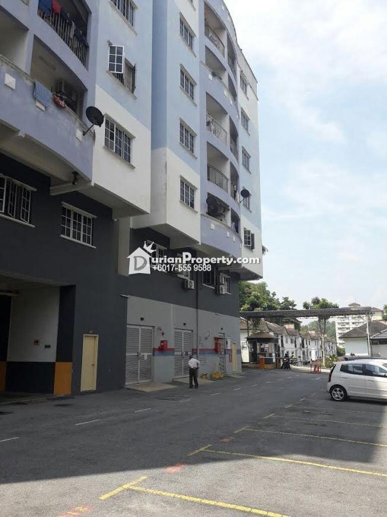 Condo For Sale At Kemensah Villa Kemensah For Rm 400 000