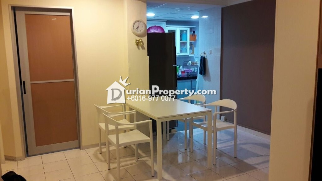 Apartment For Sale at Apartment Desa Tasik Fasa 6B, Sungai Besi