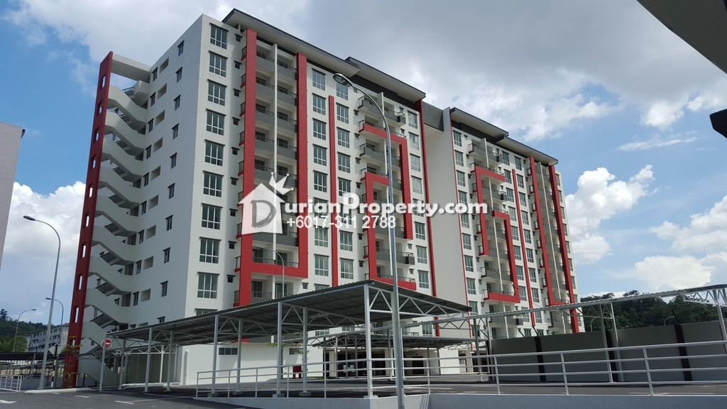 Apartment For Sale at Green Suria Apartment, Bandar Tun Hussein Onn