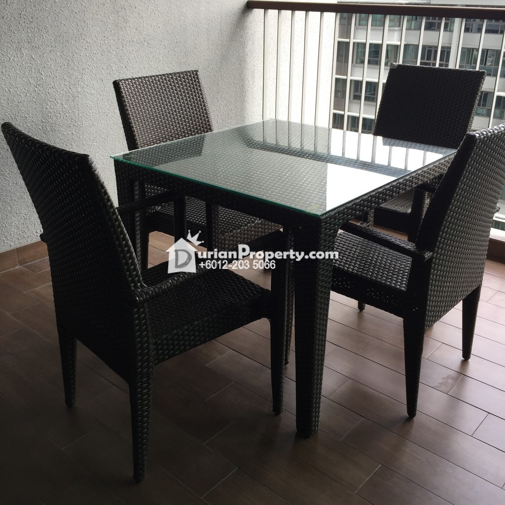 Outdoor 4 Seater Table With Chairs For Sale