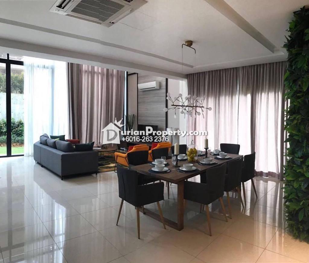 Bungalow Lot For Sale at Bandar Nusa Rhu, Shah Alam