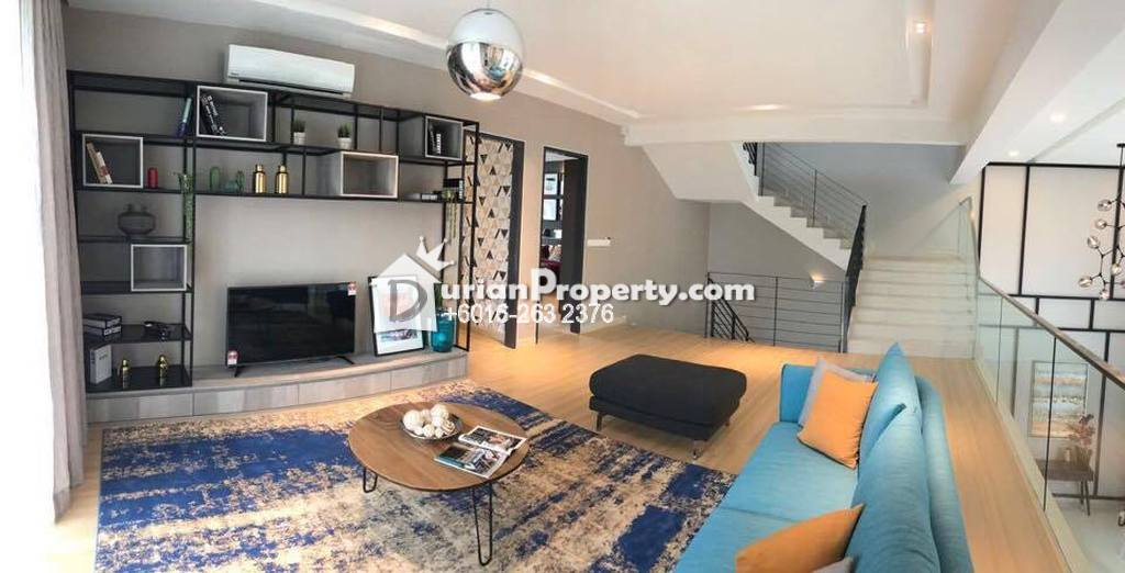 Bungalow Lot For Sale at Perdana Heights, Shah Alam