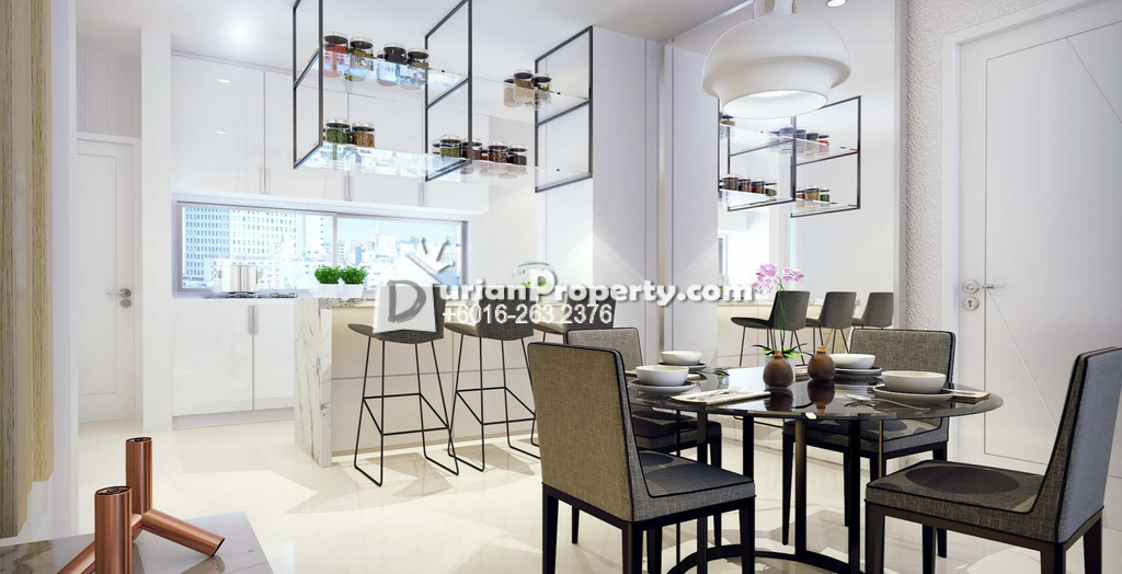 Condo For Sale at Zone D, Bandar Baru Sri Petaling