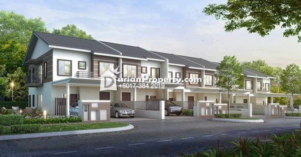 Superlink for sale at rasah kemayan seremban 2 for rm for The terrace land and house