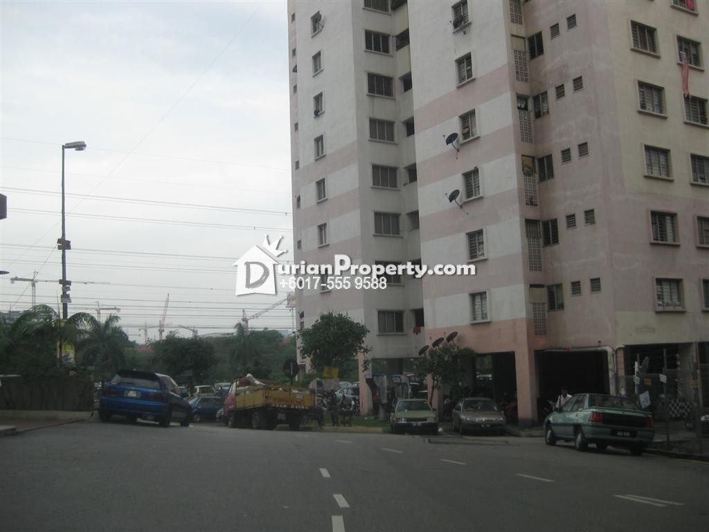 Flat For Sale at Pelangi Damansara, Petaling Jaya