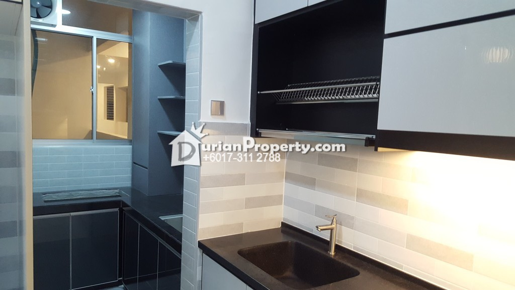 Condo For Rent at Zeta Deskye Residence, Jalan Ipoh for RM 2,500 by ...