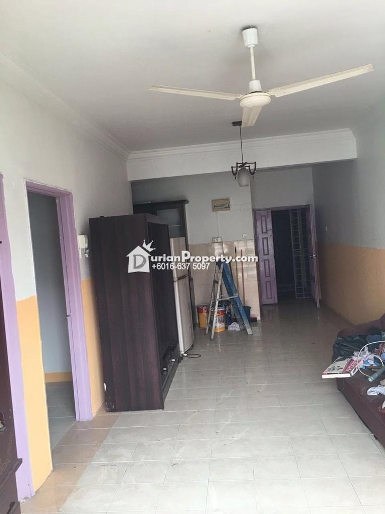 Apartment For Sale at Bayu Villa, Klang