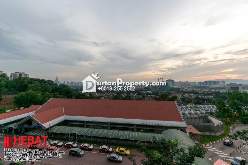 Condo For Sale at Desa Putra, Wangsa Maju
