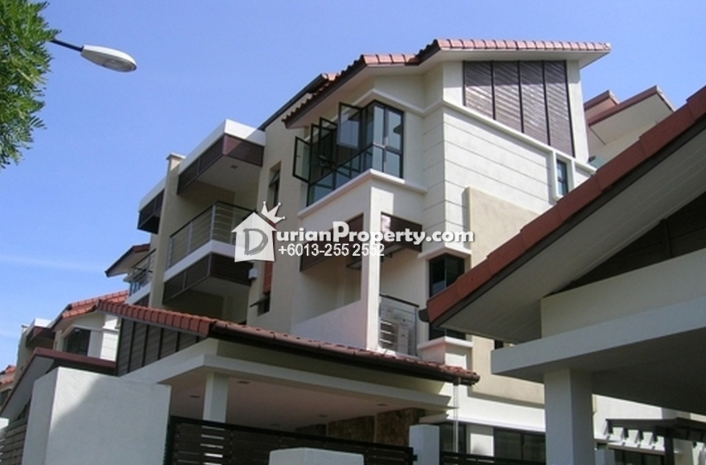 Bungalow House For Sale at RiverView, Melawati