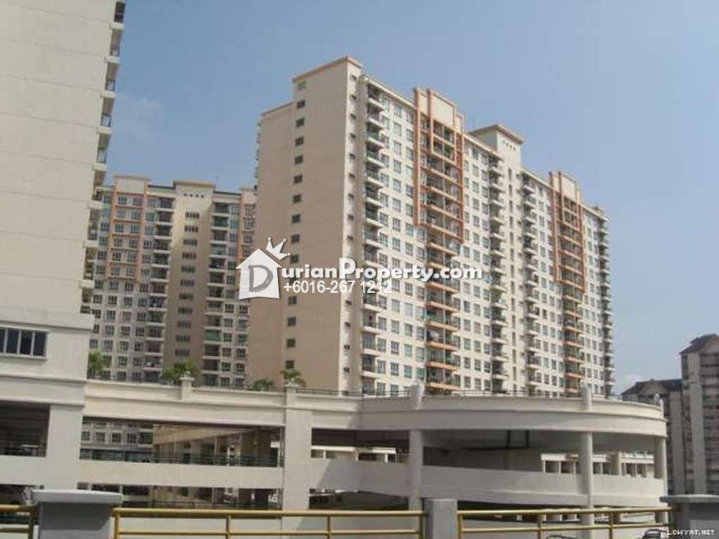 Serviced Residence For Sale at Kuchai Avenue, Kuchai Lama
