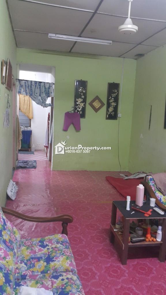 Terrace House For Sale at Taman Klang Indah, Klang