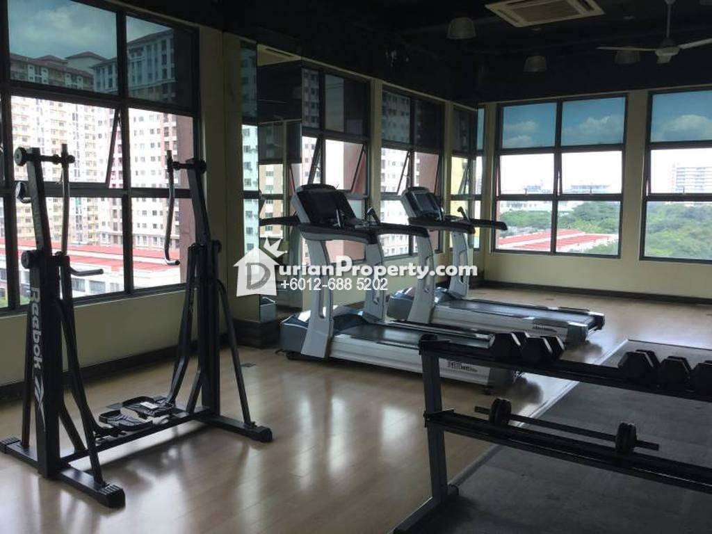 Apartment for sale at d alamanda cheras for rm by penny
