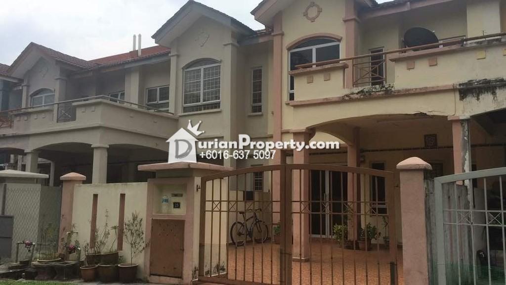 Terrace House For Sale at Taman Pendamar Indah 2, Port Klang