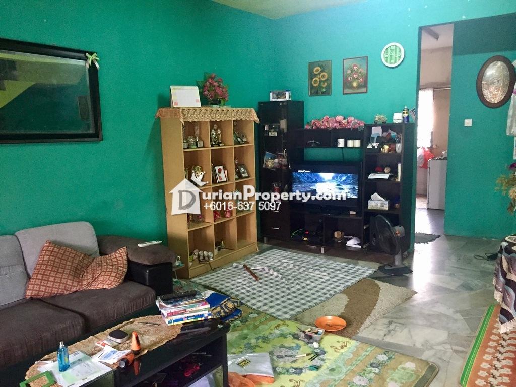 Terrace House For Sale at Taman Klang Ria, Klang