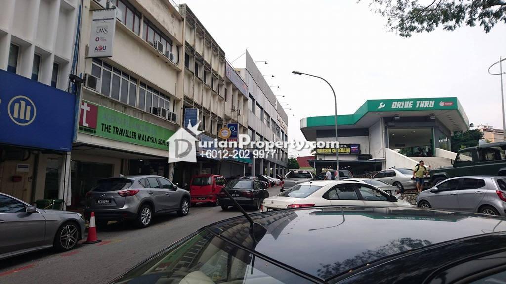 Shop For Rent at Section 8, Petaling Jaya