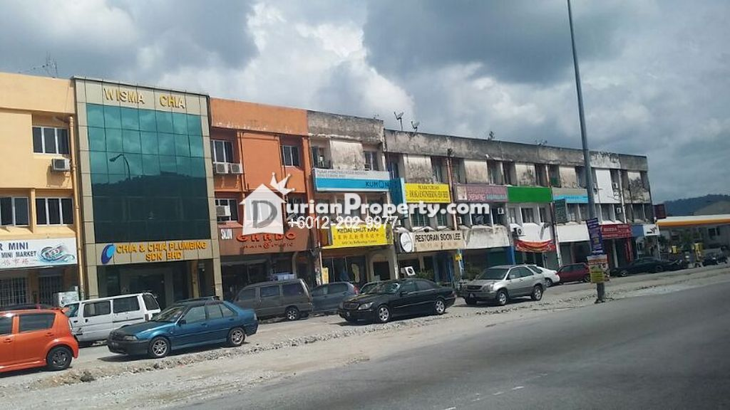 Shop For Sale at Taman Seraya, Ampang