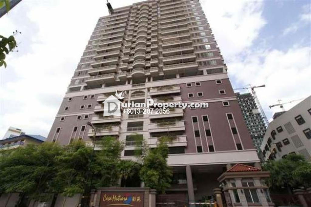 Condo For Sale at Casa Mutiara, Pudu