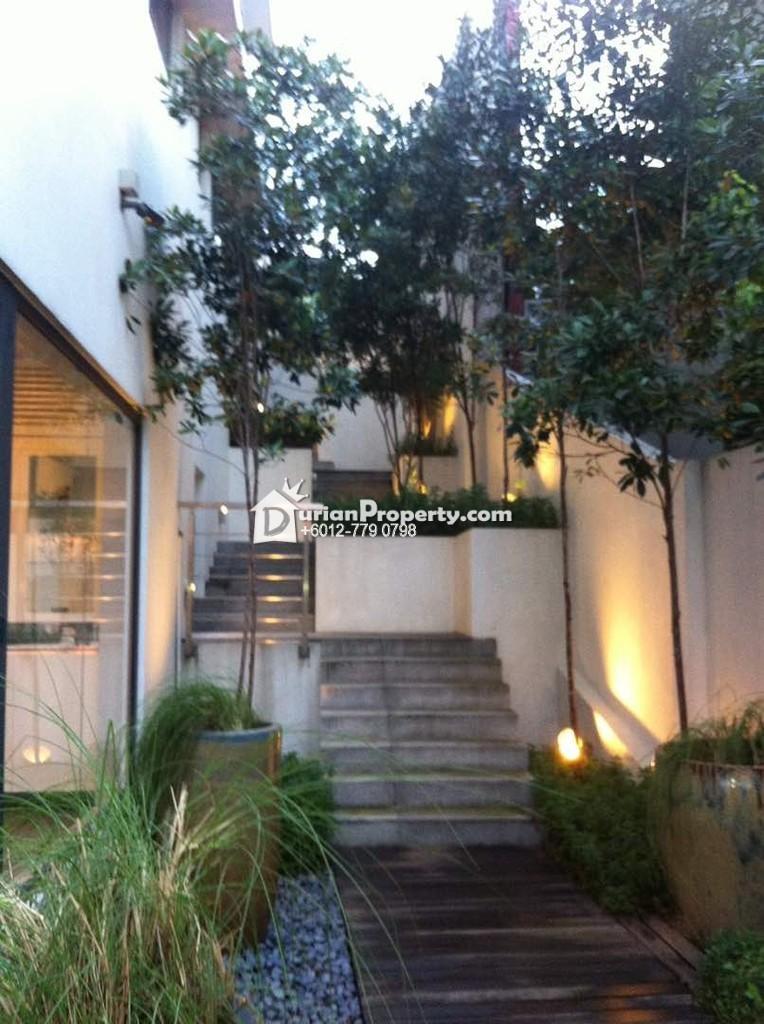 Bungalow house for sale at bukit pantai bangsar for rm for Bungalow house for sale