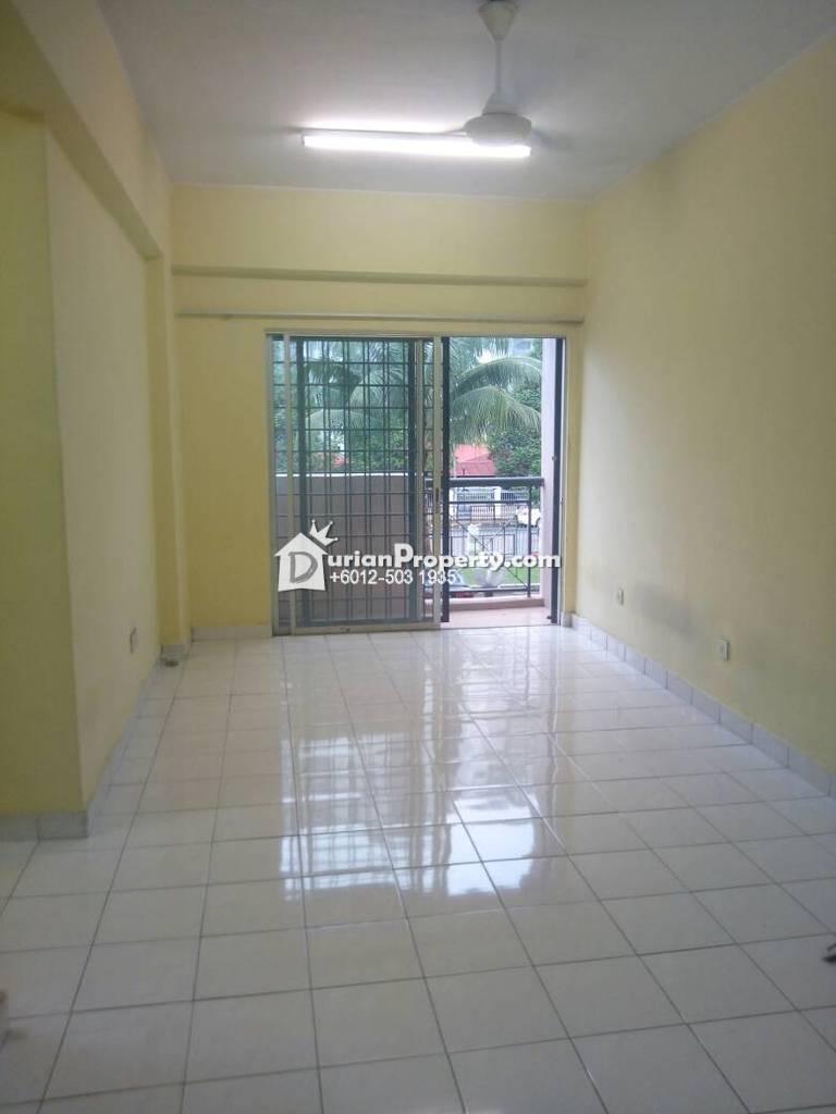 Apartment For Rent at Mas KiPark Damansara, Kepong