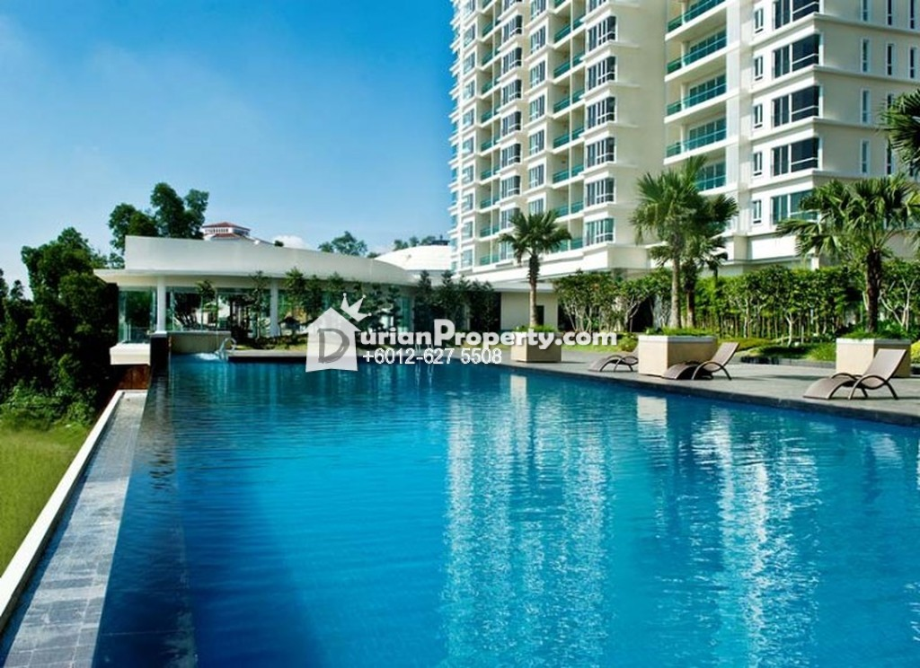 Condo For Rent at The Park Residences, Bangsar South