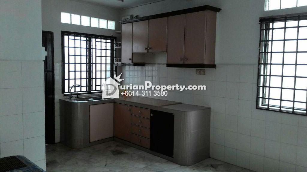 Terrace House For Sale at Taman Ungku Tun Aminah, Skudai