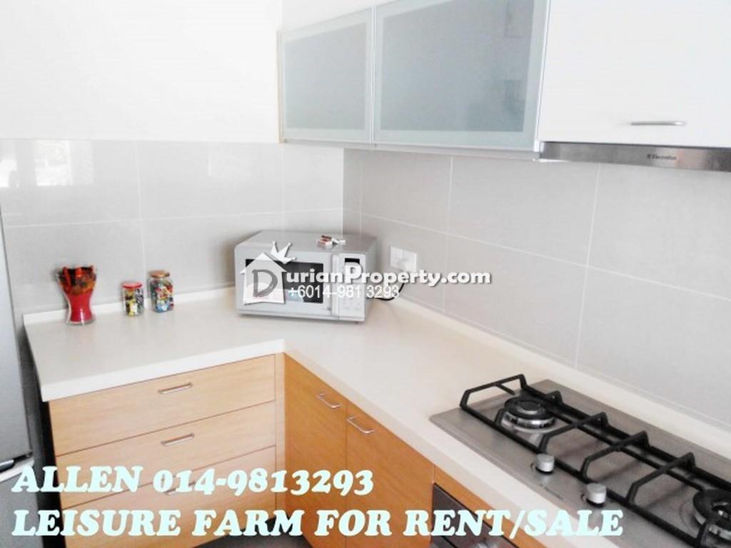 Terrace House For Sale at Leisure Farm Resort Residence, Nusajaya