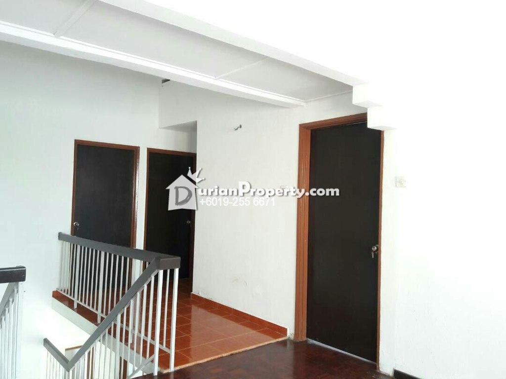 Terrace House For Sale at Taman Bukit Angsana, Cheras