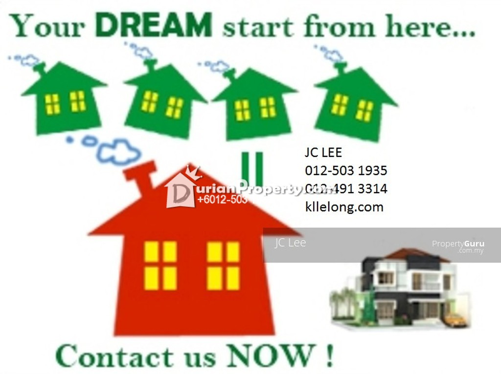 Apartment For Sale at Cengal Taman Mas, Taman Mas Sepang