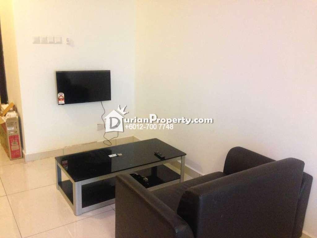Serviced Residence For Rent at D'Inspire Residence, Taman Nusa Bestari
