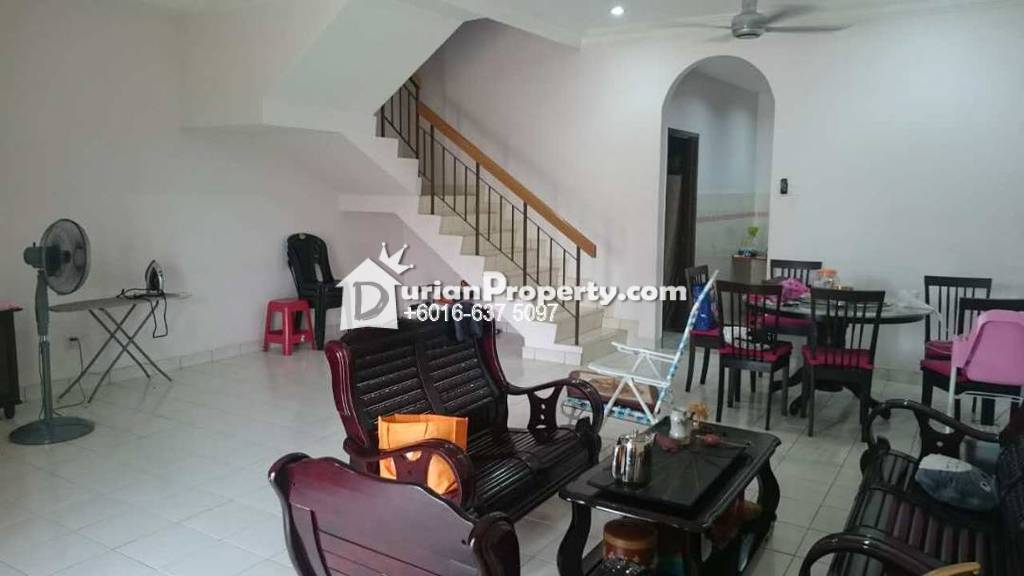 Terrace House For Sale at Bandar Puteri Klang, Klang
