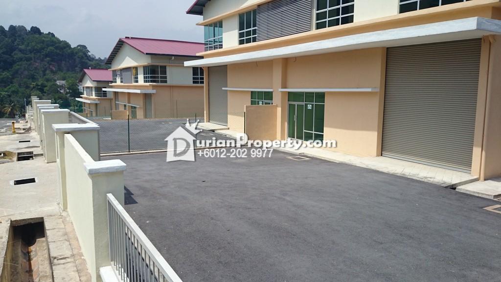 Semi-D Factory For Rent at Taman Rawang Perdana, Rawang