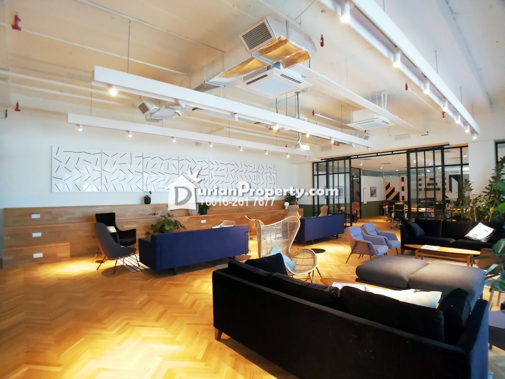 Office For Rent at Wisma UOA Damansara II, Damansara Heights
