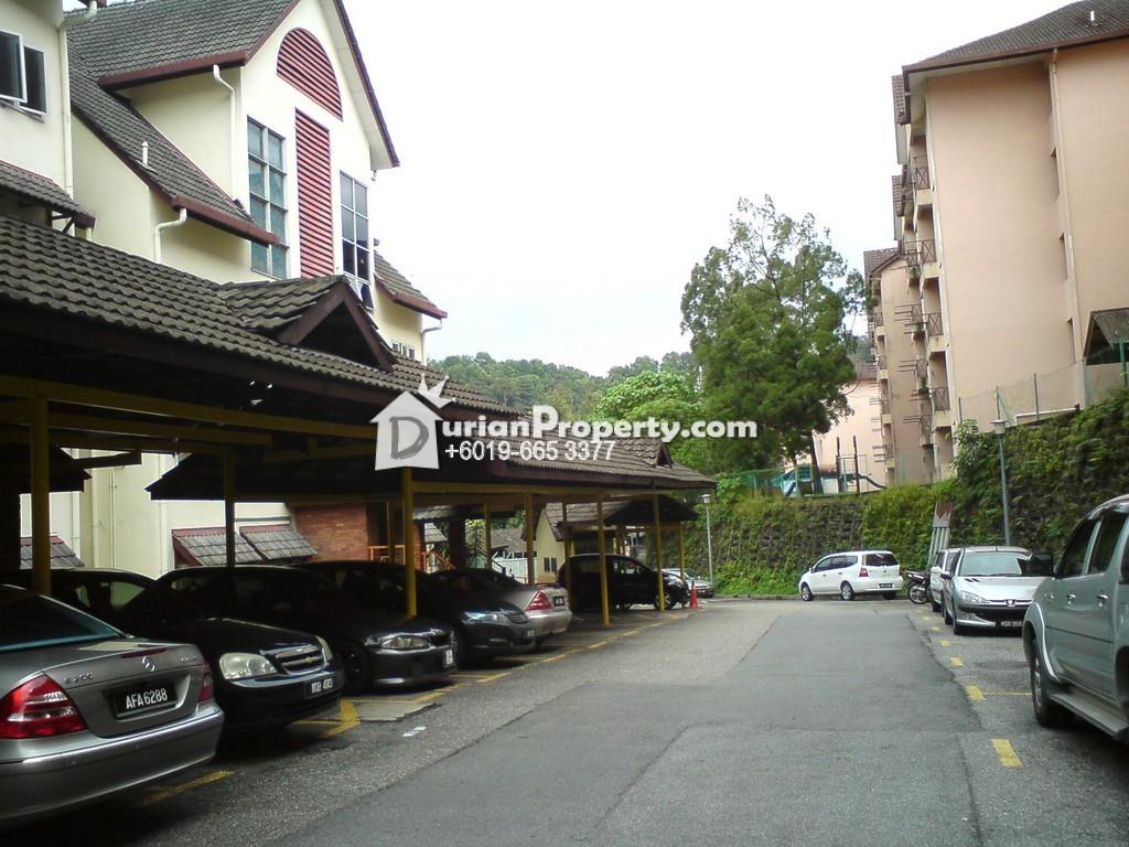 Apartment For Sale at Putra Apartment, Taman Setiawangsa
