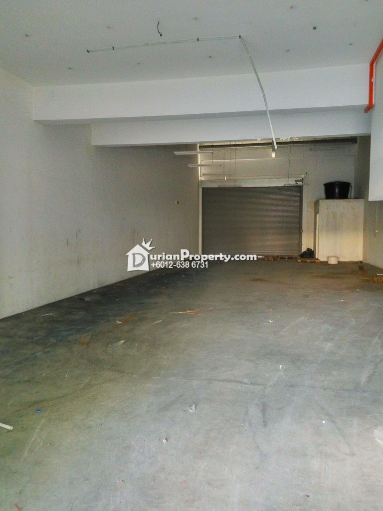 Terrace Factory For Sale at Kota Kemuning, Shah Alam
