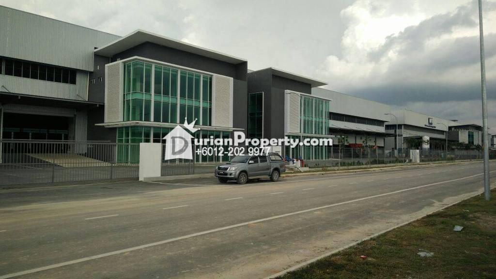 Detached Factory For Rent at Perdana Industrial Park, Port Klang
