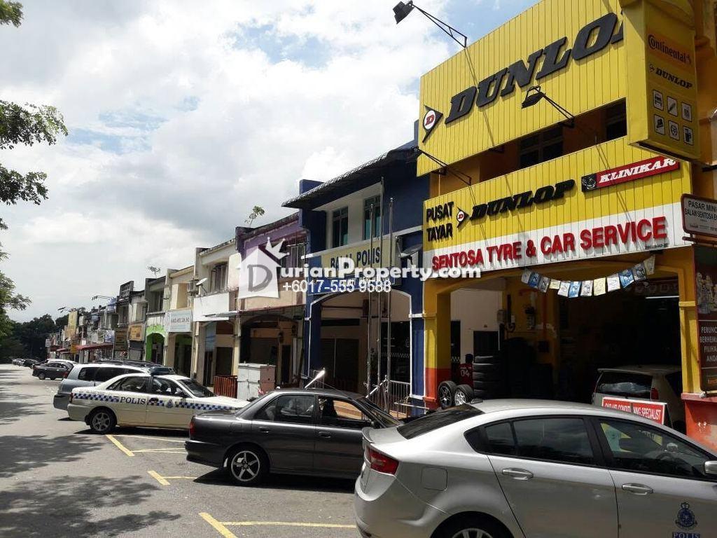 Shop For Sale at Bukit Beruntung, Rawang
