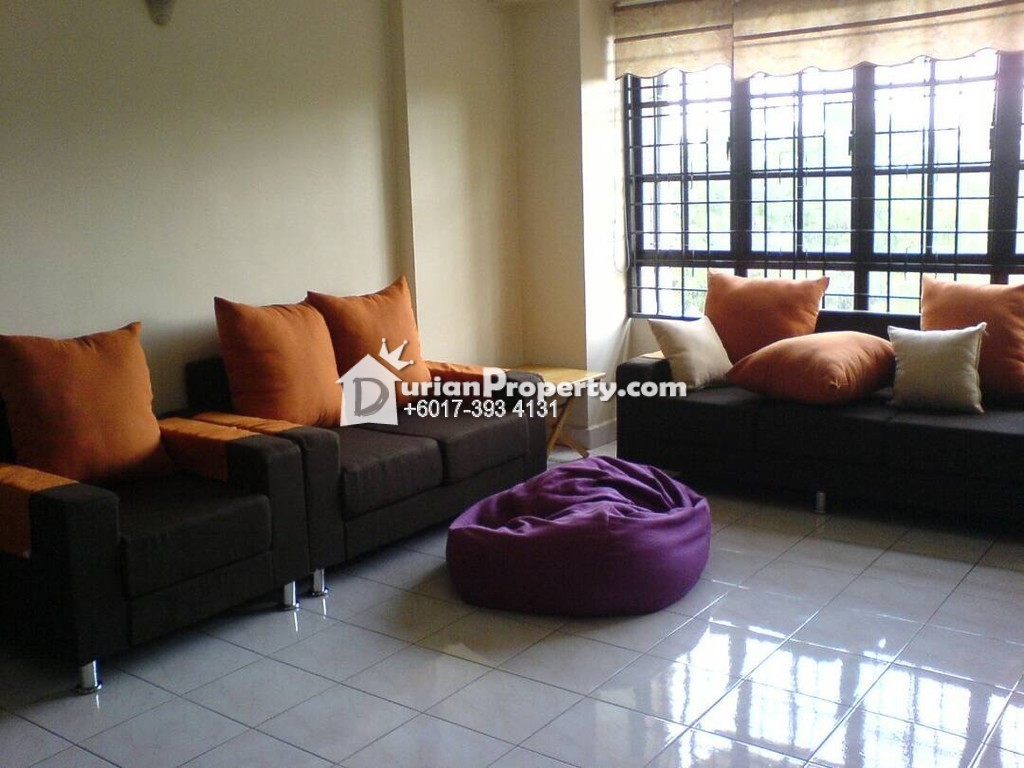Condo For Sale at Bayu Tasik 1, Bandar Sri Permaisuri