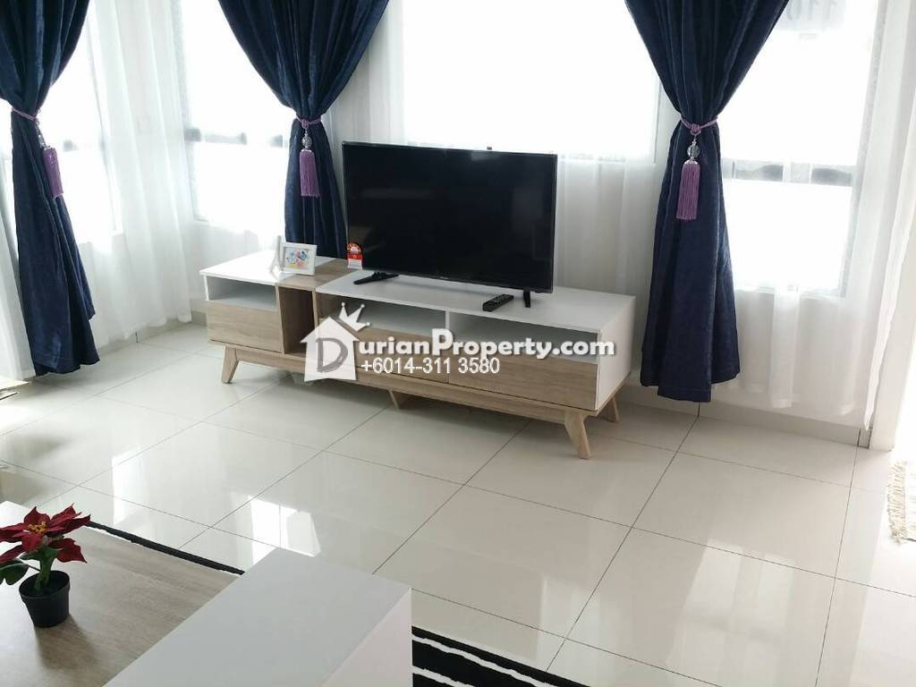 Cluster For Rent at Eco Botanic, Bukit Indah