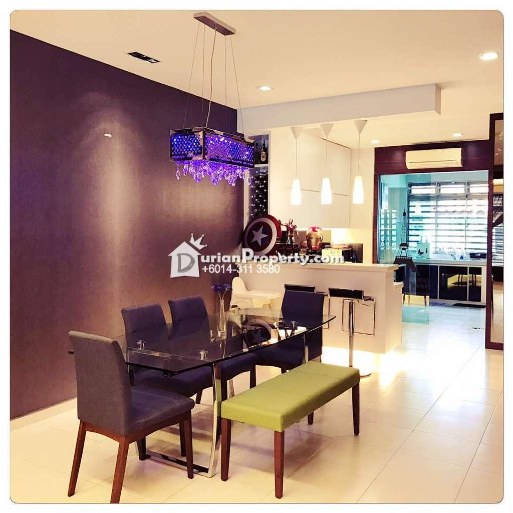 Terrace House For Sale at Taman Sutera Utama, Skudai