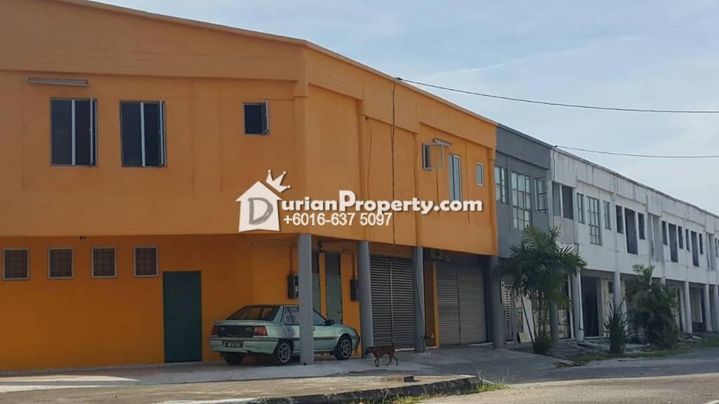 Terrace Factory For Rent at Pulau Indah Industrial Park, Port Klang